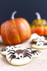 Halloween Pumpkin Sugar Cookies - fun halloween cookies the who ate everything