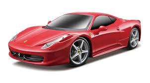 replica ferrari 458 italia maisto tech r c 1 24 ferrari 458 italia 81058 red