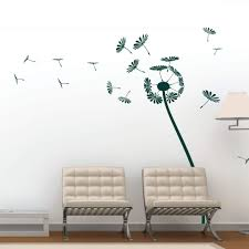 wall stickers shop wall art com dandelion 1 wall sticker