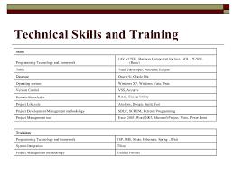 skills for resume exle technical skills resume cv of sumant kumar raja 5 728 jobsxs