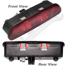 ford transit connect rear top third brake light l amazon com apdty 034353 3rd third high center mount brake light