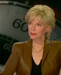 leslie stahl earrings leslie stahl i admire hair shorter