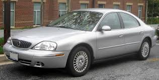 mercury sable partsopen