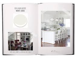 benjamin moore white dove cabinets kelli s black book of favorite paints