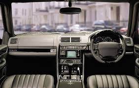 land rover 1999 land rover range rover station wagon review 1994 2002 parkers