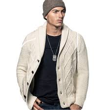 comfortable and simple cardigan 2016 mens sweater ak clothing