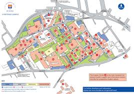 Dundee Scotland Map Dundee University Campus Map Image Gallery Hcpr