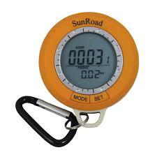 wholesale mini sr108s lcd pedometer altimeter thermometers compass