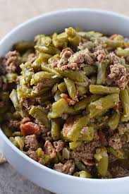 Southern Main Dish Recipes Instant Pot Southern Green Beans Adventures Of Mel