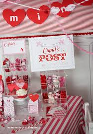 Valentine Decorating Ideas For Office by Kara U0027s Party Ideas Cupid U0027s Post Office Valentine U0027s Day Party
