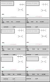 Nursing Report Sheet Template Free Brain Sheets Binder Insert With Mars Binder Inserts