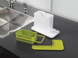Kitchen Sink Soap And Sponge Holder by Joseph Joseph Sink Caddy Kitchen Soap And Sponge Holder White