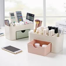 rangement sur bureau multi compartiment cosmétique bijoux organisateur bureau tiroir de
