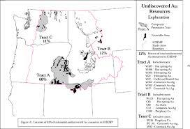 Interior Resources Usgs Assessment Of Undiscovered Mineral Resources Northwest