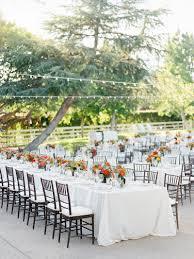 reception décor photos outdoor vibrant reception at private home