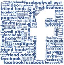 facebook icon typography by looolcoc on deviantart