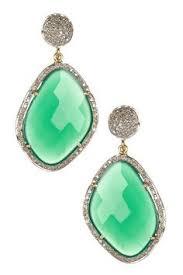 rivka friedman earrings rivka friedman raspberry tourmaline chandelier earrings