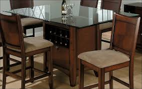 Kitchen  High Dining Table Trestle Dining Table Tall Kitchen - High kitchen tables and chairs
