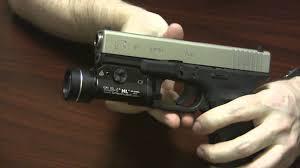 surefire light for glock 23 streamlight tlr 1 hl tactical weapon led light review youtube