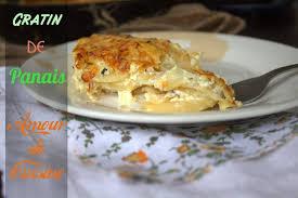 cuisiner des panais recette de gratin de panais amour de cuisine