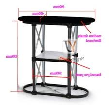 Pop Up Reception Desk Pop Up Countersales Tablepromotion Boothfront Desk Yjct1
