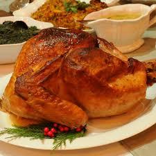 turkey with marinade recipe