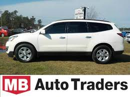 2013 chevrolet traverse lt city sc myrtle beach auto traders