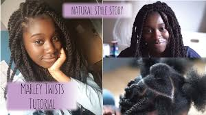 difference between afro twist and marley hair marley twists youtube