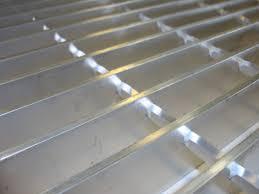 Floor Grates by Aluminium Grating For Outdoor Flooring Platforms Access Systems