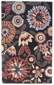 fantastic navy floral rug u2013 classof co