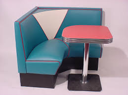 the chances of finding a diner booth to shoot outdoors seem slim diy furniture