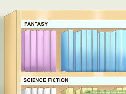 How To Arrange How To Arrange Bookshelves 11 Steps With Pictures Wikihow