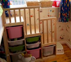 Bunk Bed With Cot Our