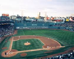 Fenway Park Seating Map Fenway Park Picture Framed Boston Red Sox Photo Mlb Stadiums