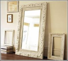 Large Wall Mirrors For Living Room Home Decor This Decorative Stand Up Mirrors To Adding A More