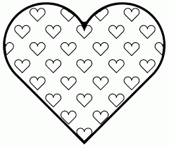 heart wings coloring pages tribal heart mini pages heart
