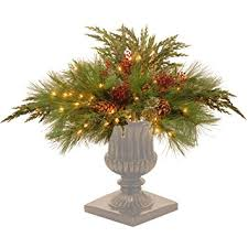 urn filler national tree 30 inch decorative collection white pine