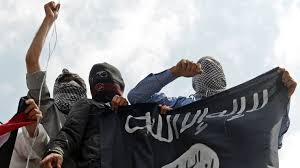Black Jihad Flag Isis U0027s Black Flags Are Flying In Europe
