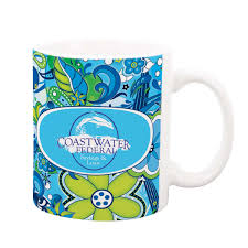 p k reese designer pattern ceramic mugs image selector
