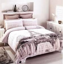 Paris Theme Bedroom Ideas Passport London And Paris Reversible Full Queen Duvet Cover Set In