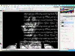 typography portrait tutorial photoshop elements i heart teaching art typographic portrait tutorial photoshop