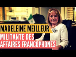 bureau de change madeleine opposition tries to block madeleine meilleur s nomination as