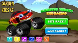 monster truck racing videos monster trucks kids racing car for children trucks kids trucks