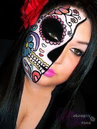 Sugar Skull Halloween Costumes 134 Sugar Skull Images Sugar Skulls