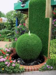 Backyard Fountains Ideas Diy Garden Place The Pot In The Planting Area Use A