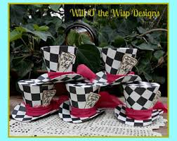 mad hatter top hat etsy