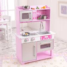 pink retro kitchen collection doug chefs kitchen pretend play set from the