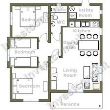 small bedroom floor plans 3 2 bedroom house plans in addition story floor desert