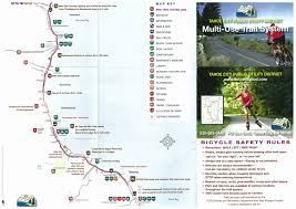 Squaw Trail Map Bike Riding Map For North Lake Tahoe U2013 Www Tahoelaurarealestate Com