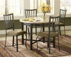 Granite Top Dining Table Set - kitchen awesome round granite kitchen table granite top table
